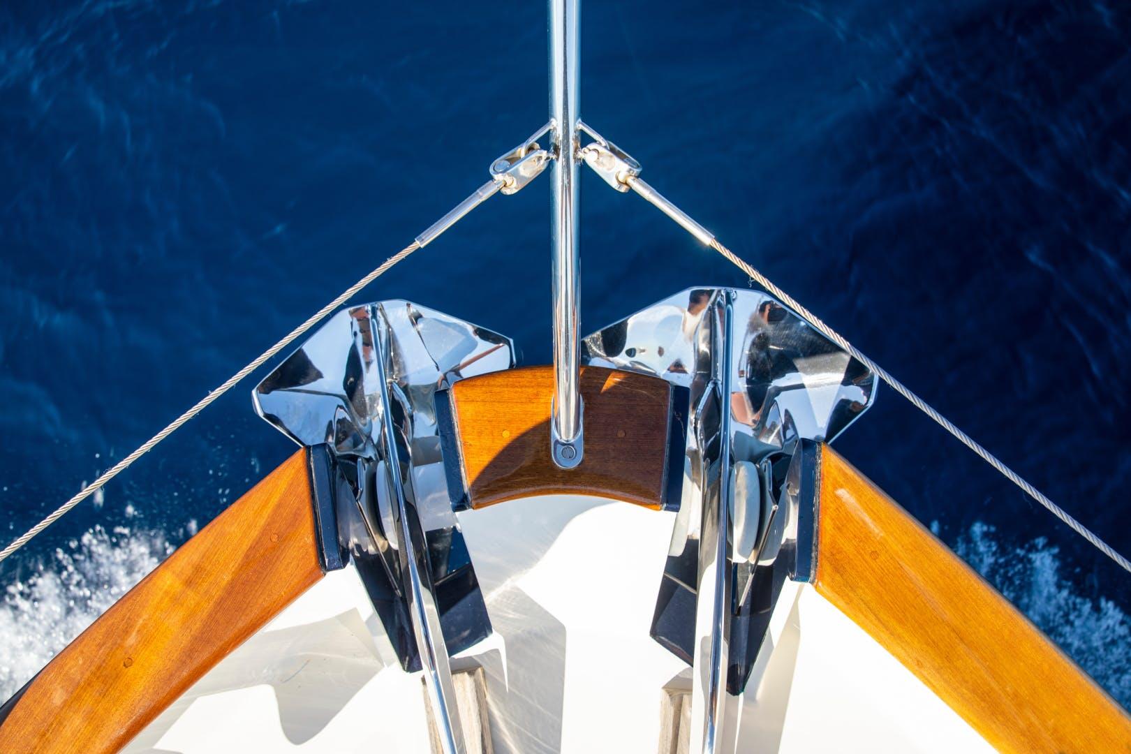 1995 Royal Huisman 65' Long-Range Cruiser HUSH | Picture 8 of 47