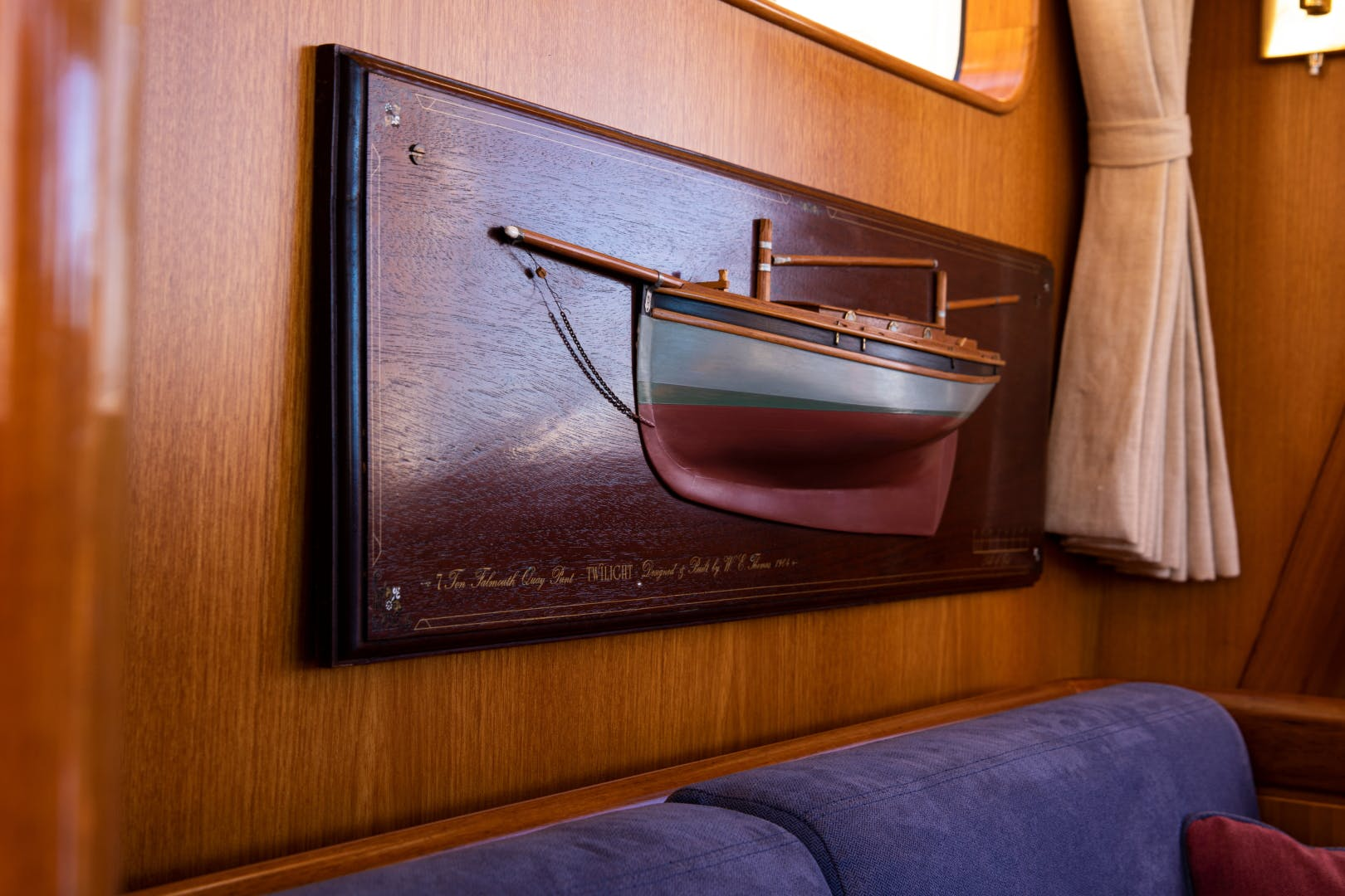 1995 Royal Huisman 65' Long-Range Cruiser HUSH | Picture 7 of 47