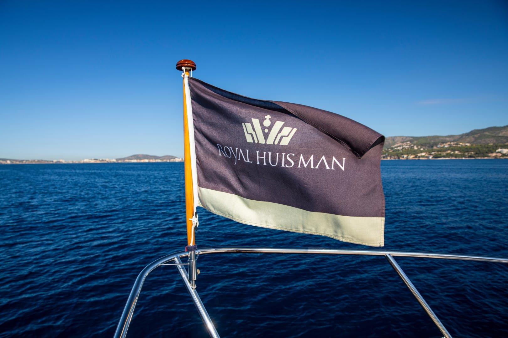 1995 Royal Huisman 65' Long-Range Cruiser HUSH | Picture 4 of 47