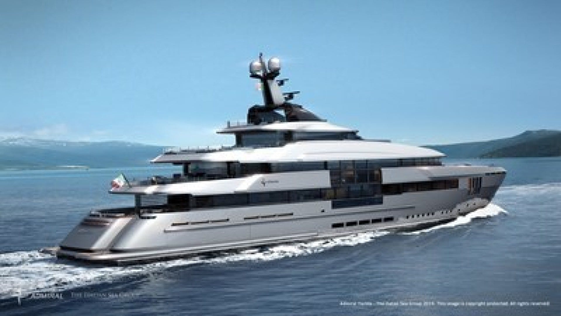 2023 Admiral 213'  ADMIRAL 65M U FORCE | Picture 2 of 7