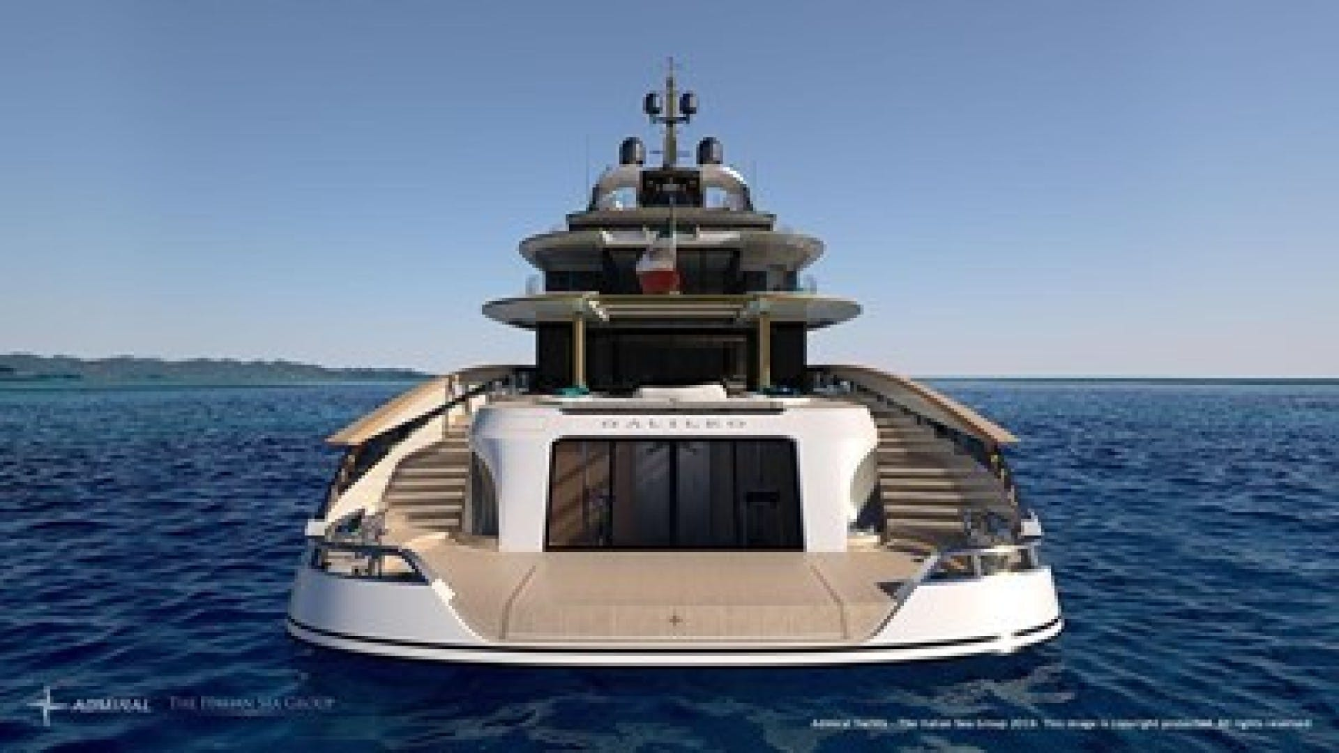2023 Admiral 230' Galileo 70  | Picture 4 of 13