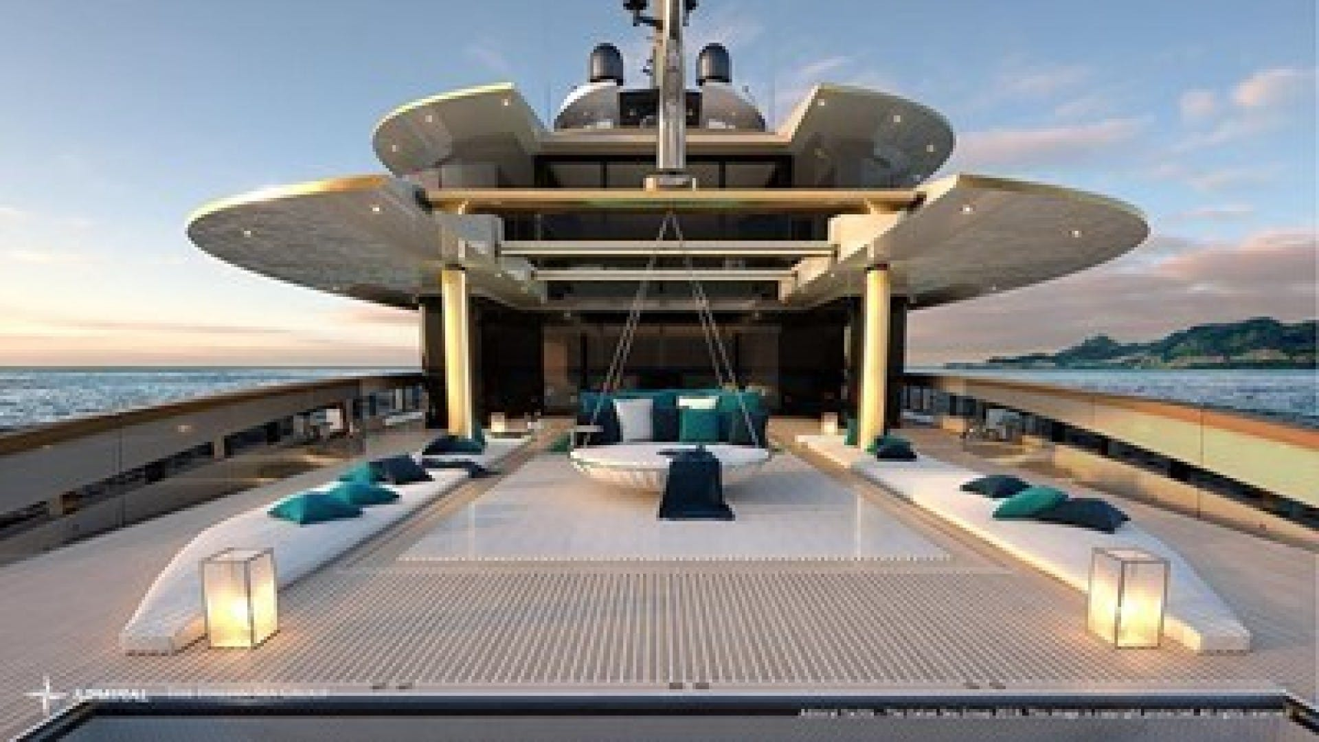 2023 Admiral 230' Galileo 70    Picture 7 of 13