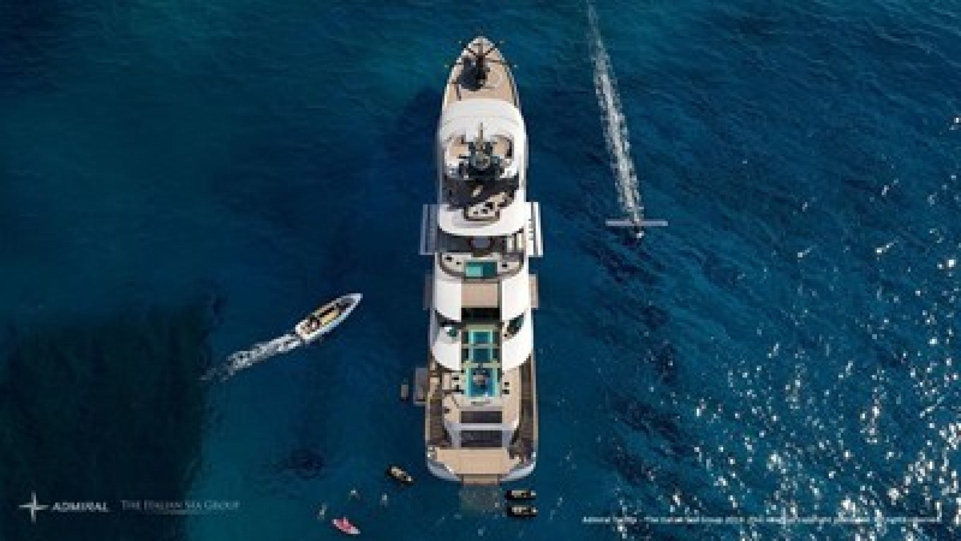 2023 Admiral 230' Galileo 70    Picture 6 of 13