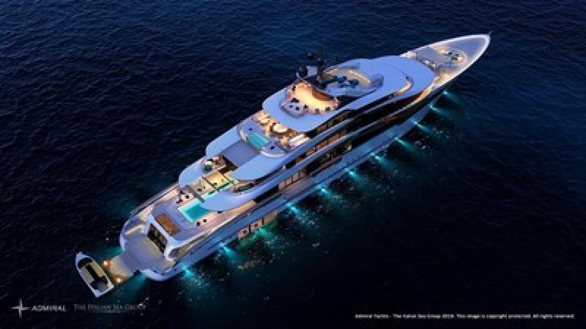 2023 Admiral 230' Galileo 70    Picture 4 of 13