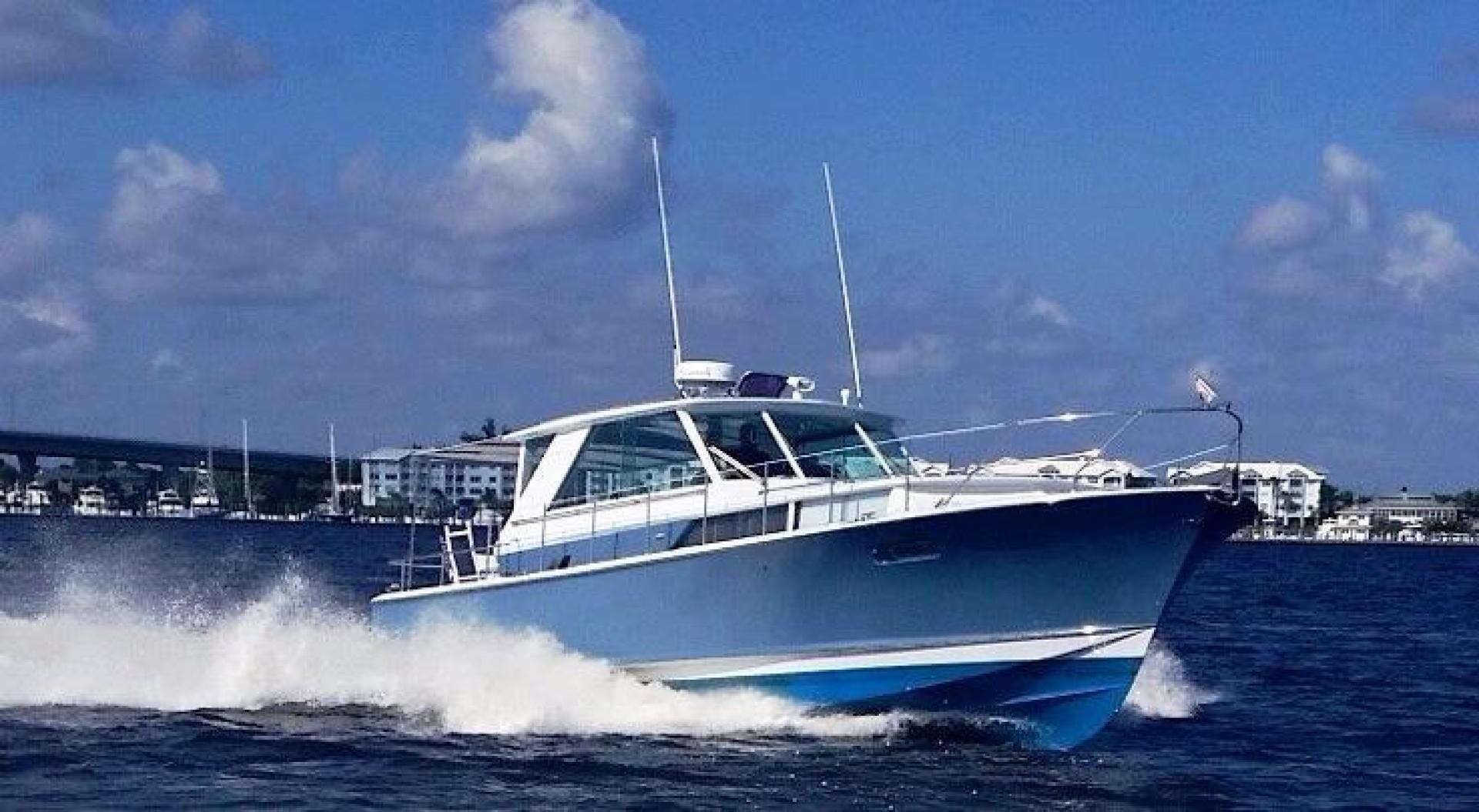 1965 Chris-Craft 38' Commander WINSLOW   Picture 1 of 45