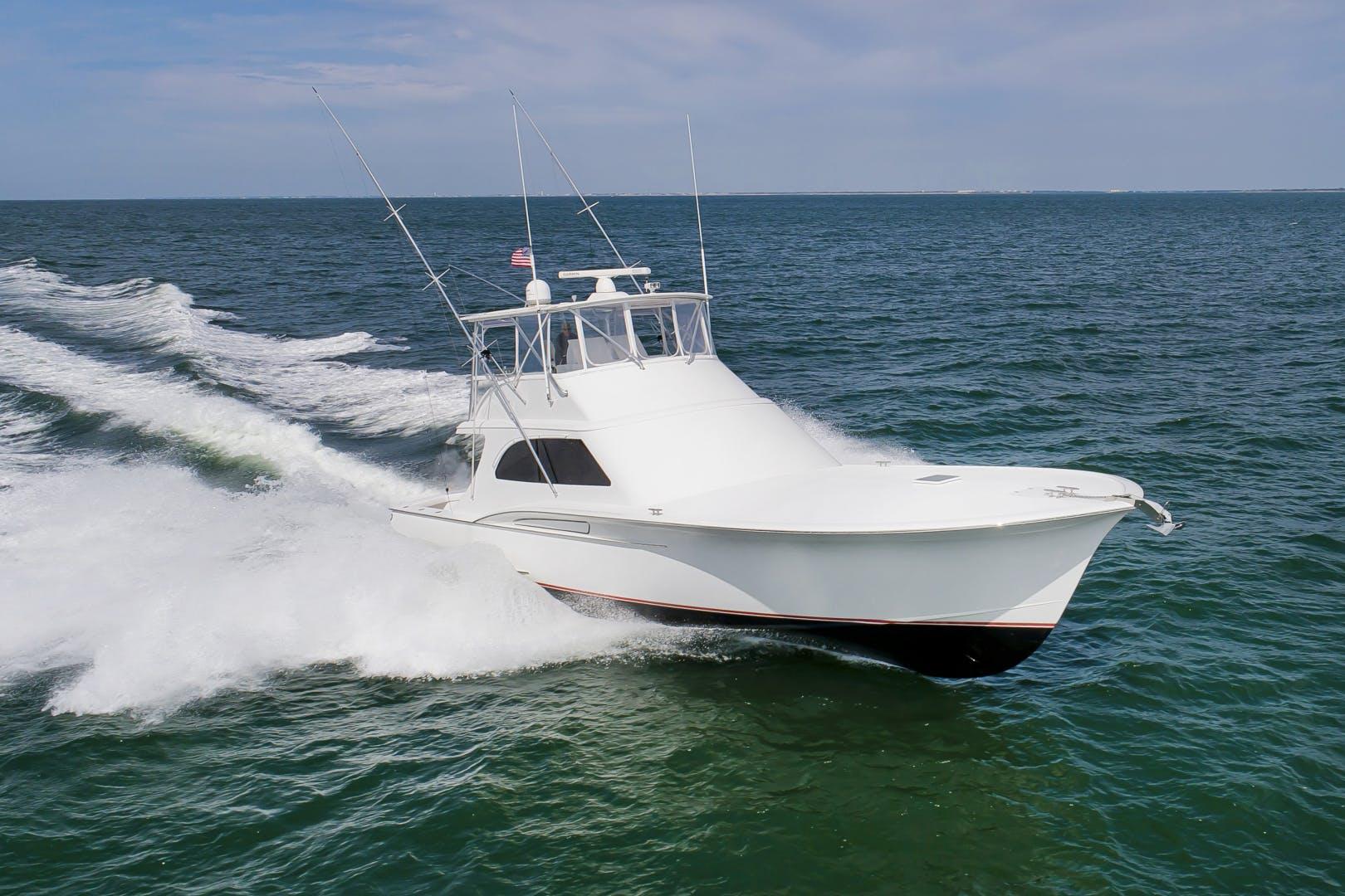 2017 Custom Carolina 61' 61 Jamie Chadwick Sportfish Convertible Donna Mae | Picture 5 of 73