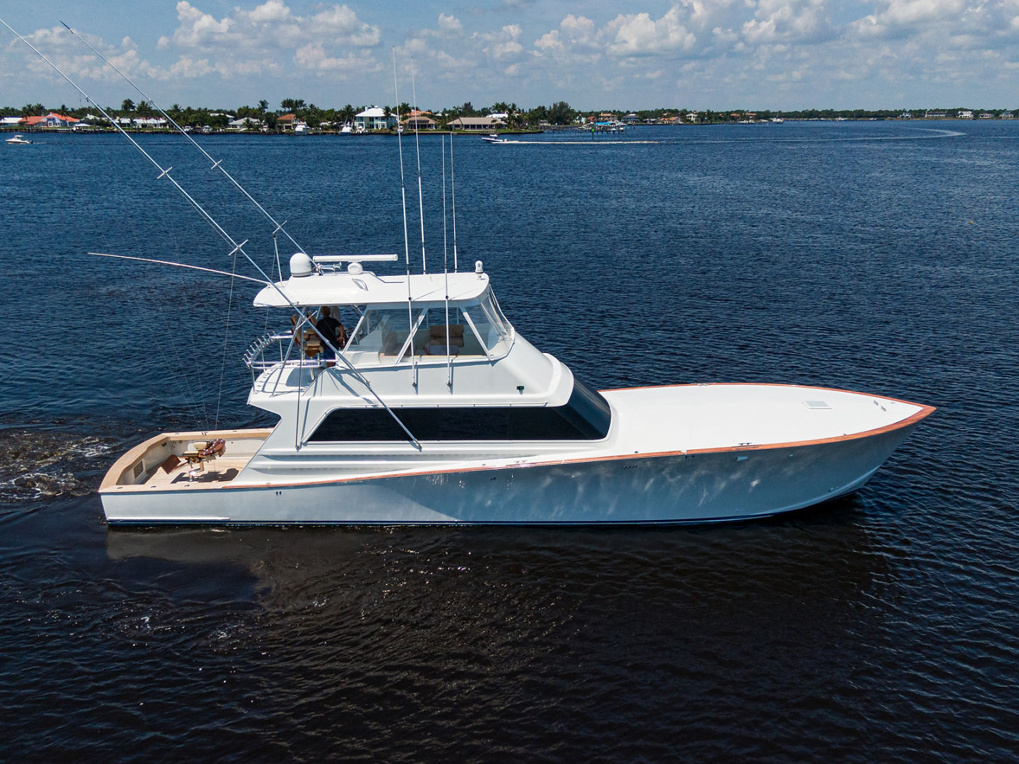 "1991 Monterey 65' 65' Sportfish ""Lady Gemini"""
