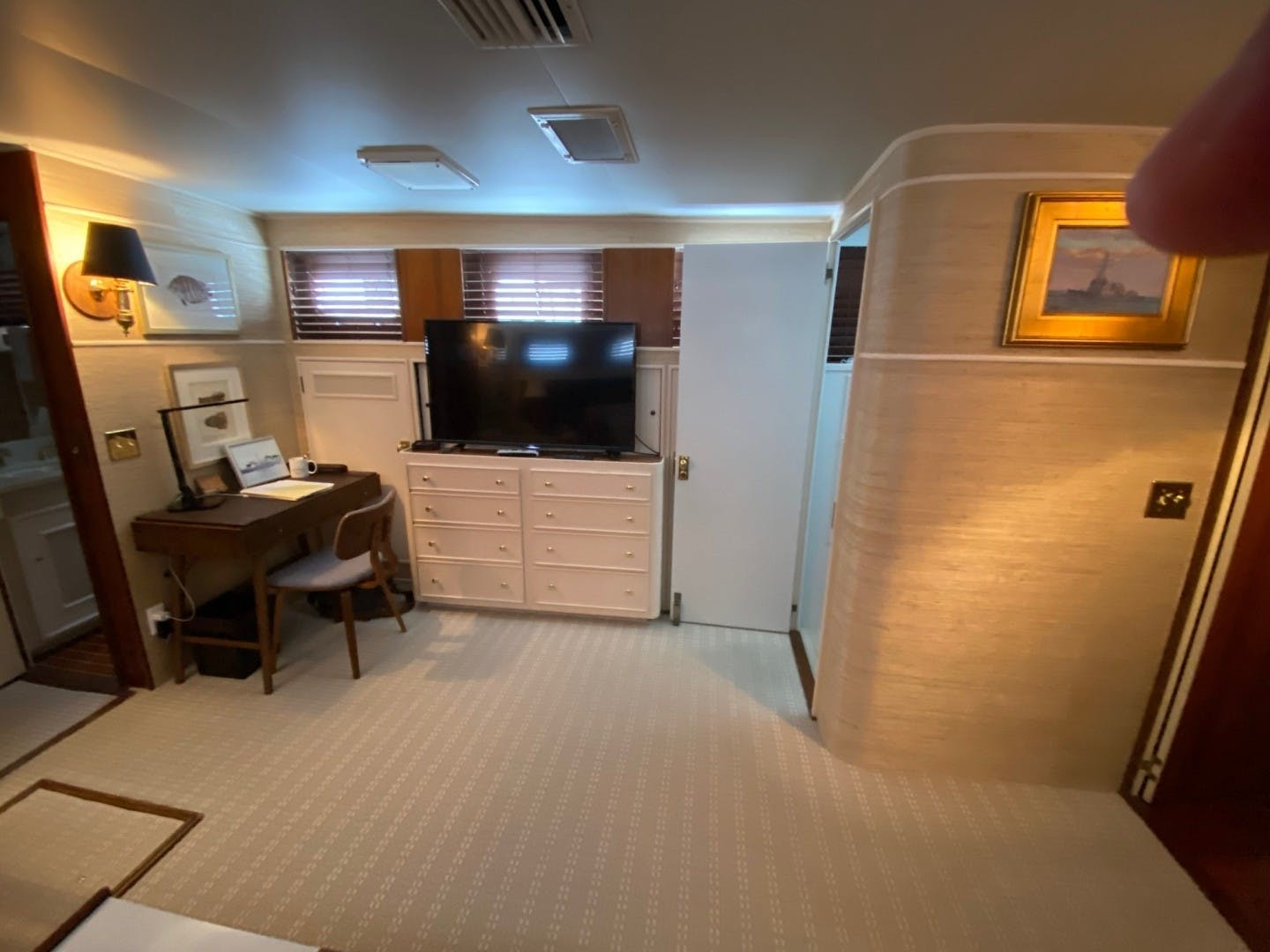 1982 Huckins 78' Motor Yacht Sea Bound | Picture 5 of 76