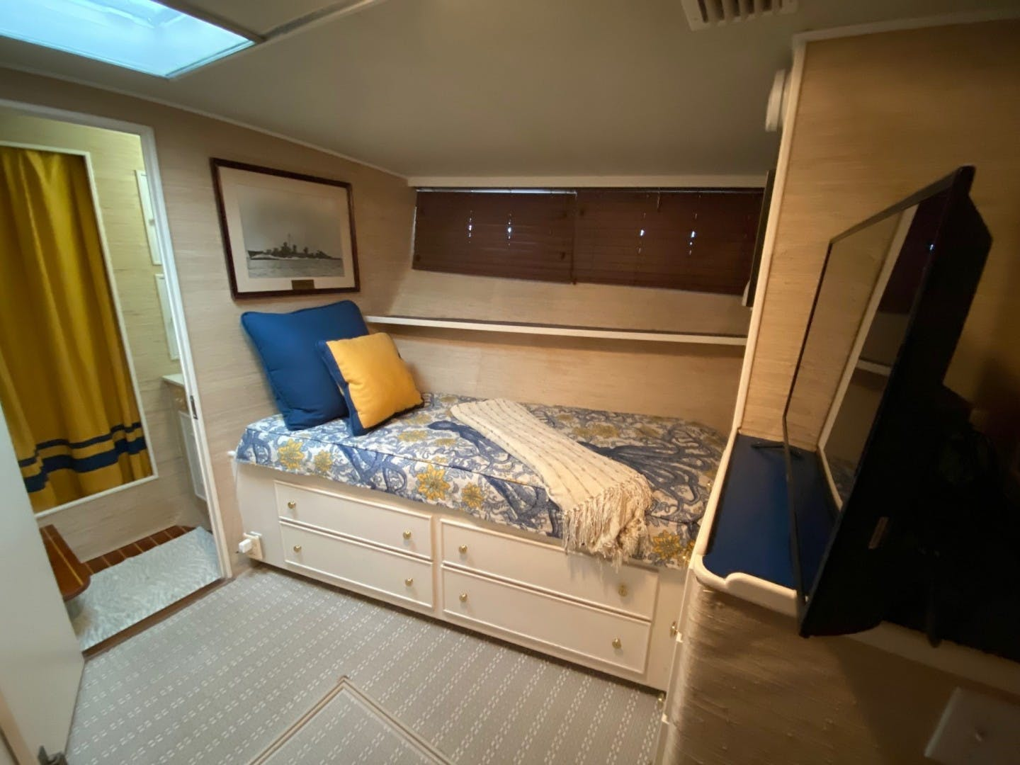 1982 Huckins 78' Motor Yacht Sea Bound | Picture 4 of 76