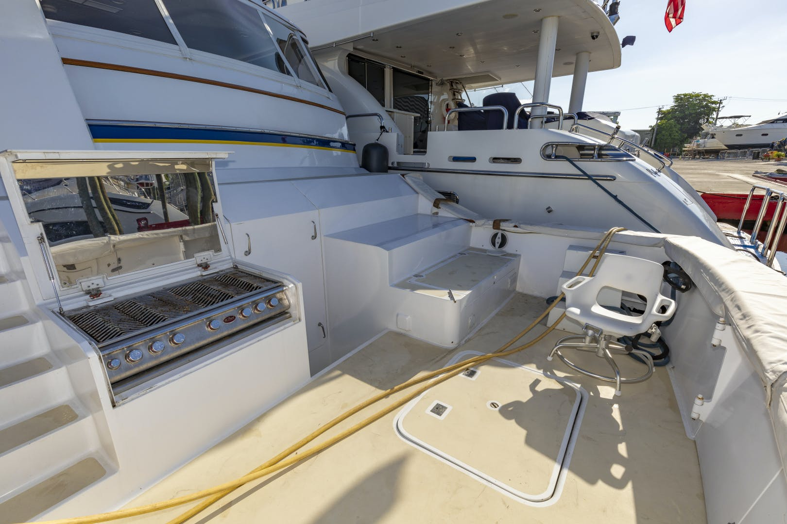 1980 Palmer Johnson 102' 102 Cockpit Motor Yacht Banyan | Picture 2 of 75