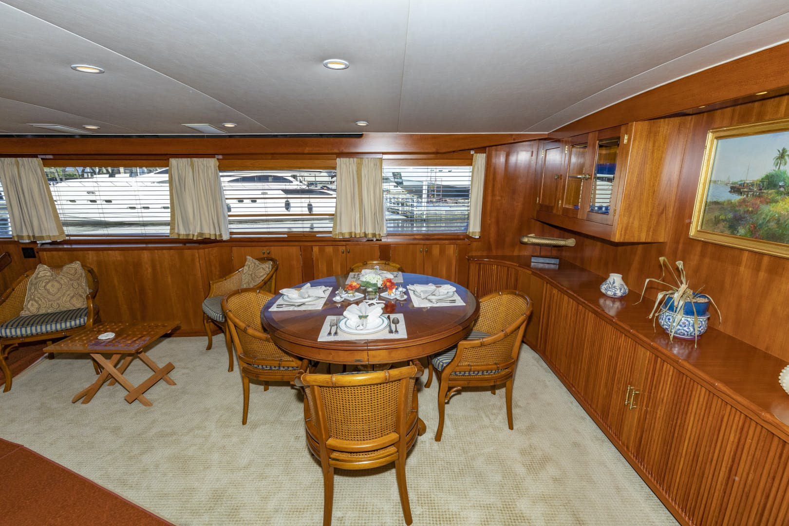 1980 Palmer Johnson 102' 102 Cockpit Motor Yacht Banyan | Picture 4 of 75