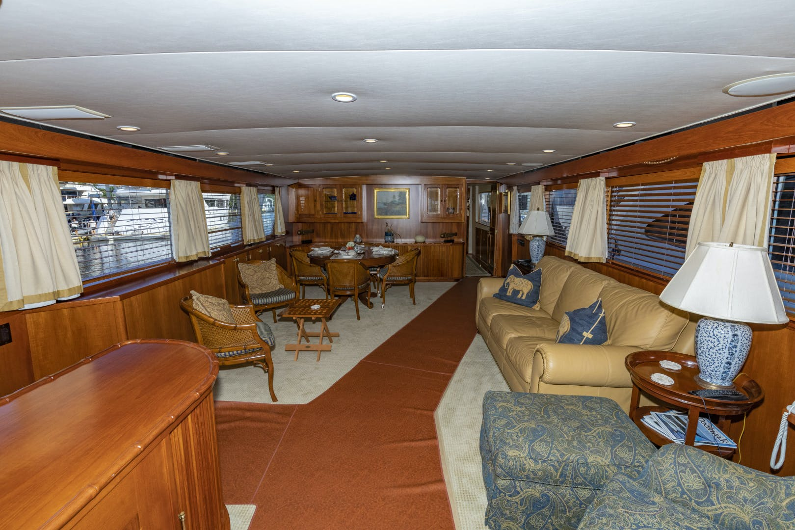 1980 Palmer Johnson 102' 102 Cockpit Motor Yacht Banyan | Picture 7 of 75