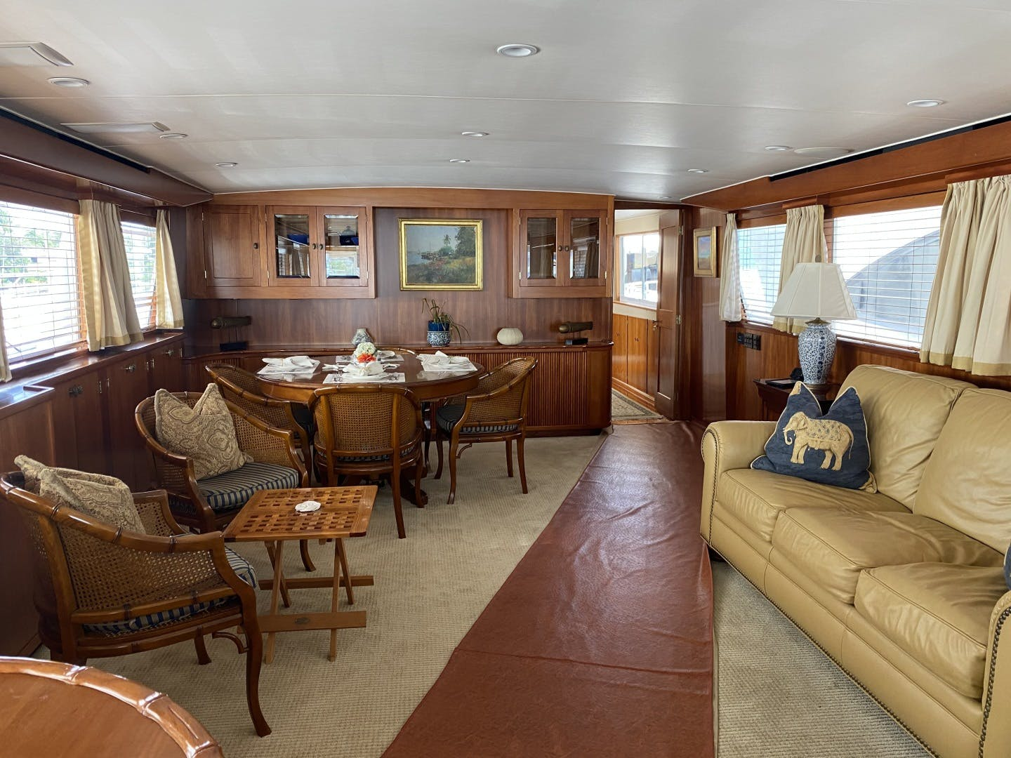 1980 Palmer Johnson 102' 102 Cockpit Motor Yacht Banyan | Picture 1 of 75