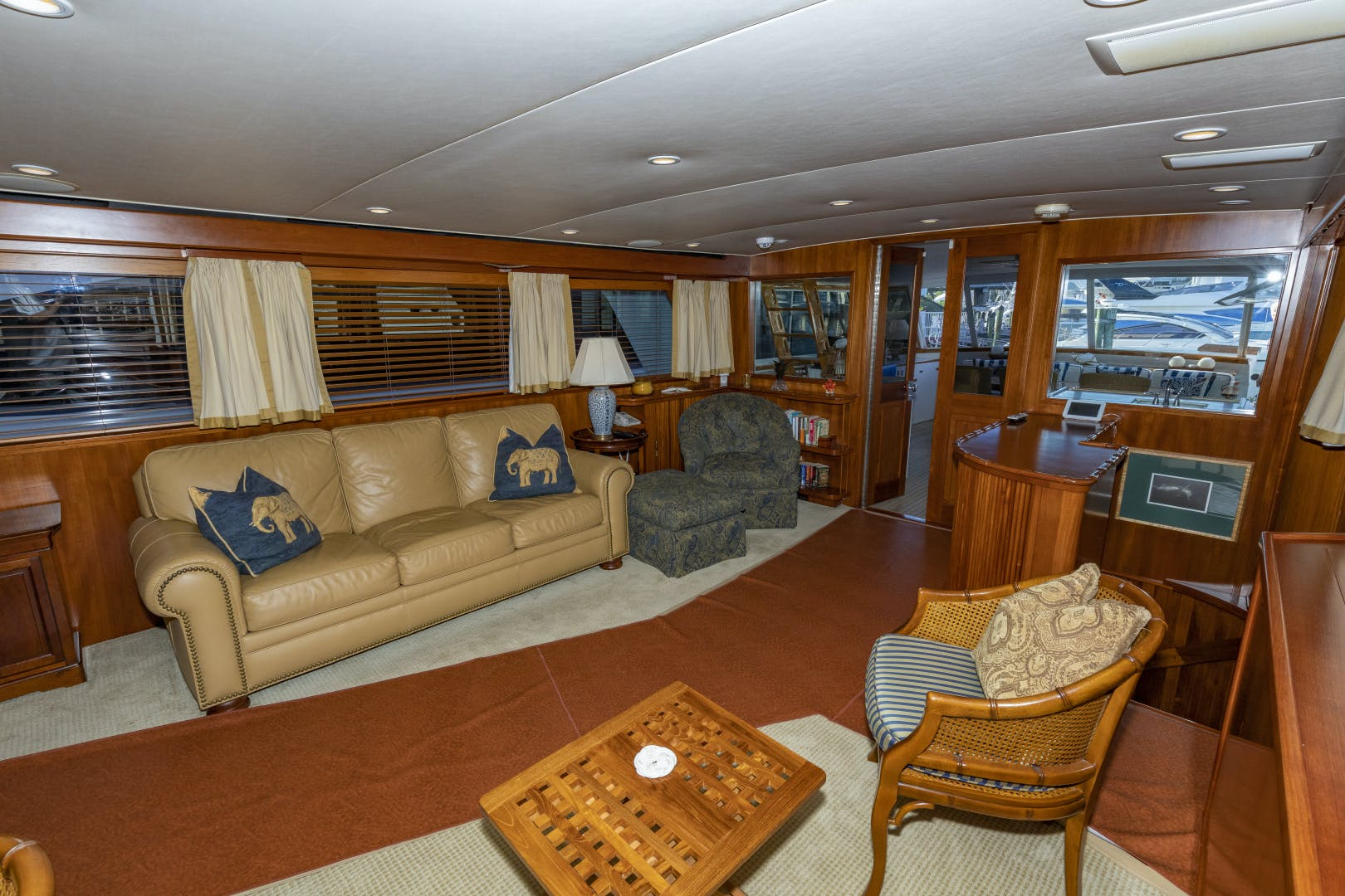 1980 Palmer Johnson 102' 102 Cockpit Motor Yacht Banyan | Picture 8 of 75