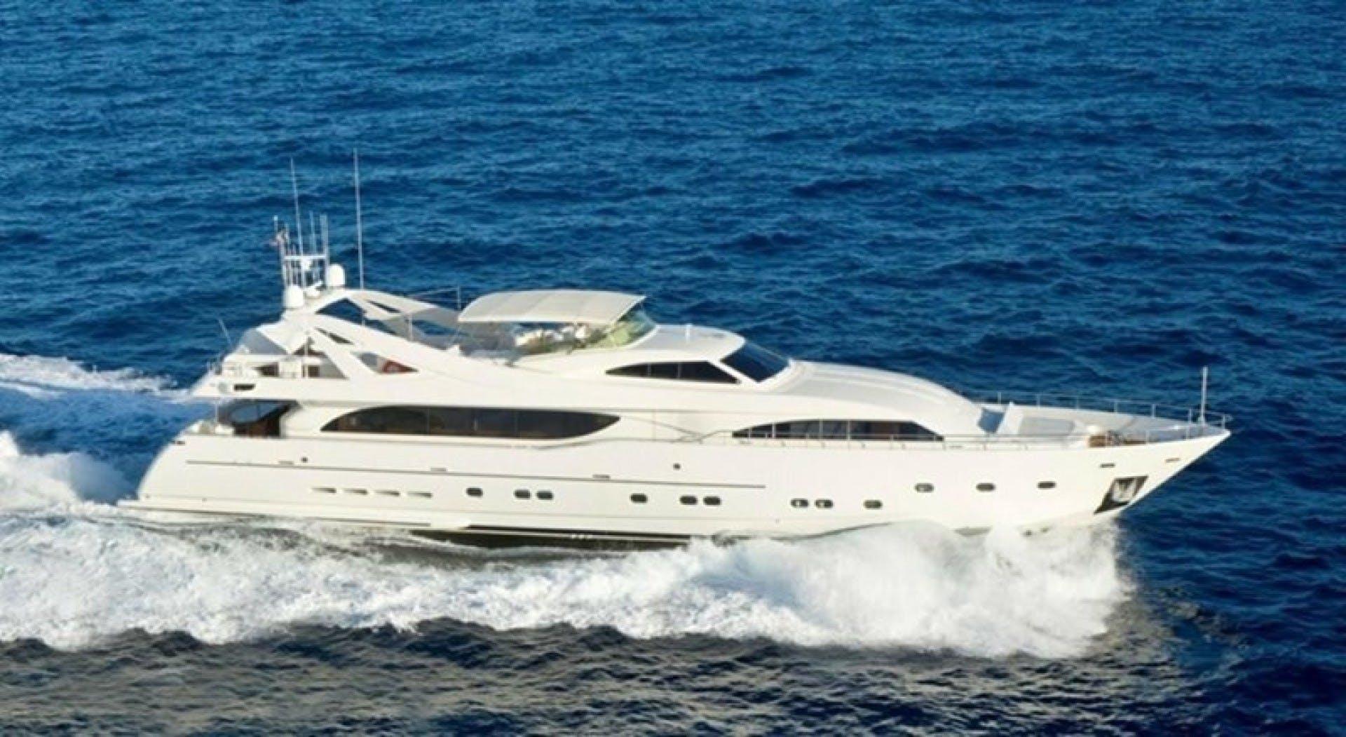 2003 Ferretti Yachts 112' 2004 MAMBO | Picture 1 of 10