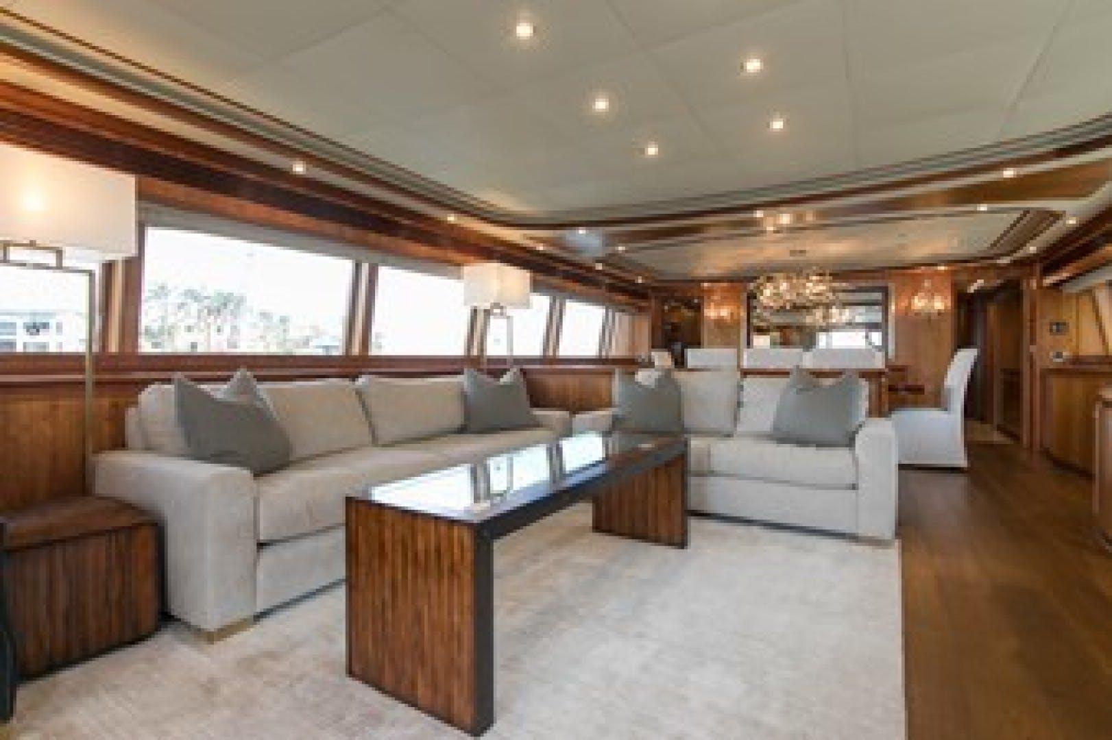 2003 Ferretti Yachts 112' 2004 MAMBO | Picture 2 of 10