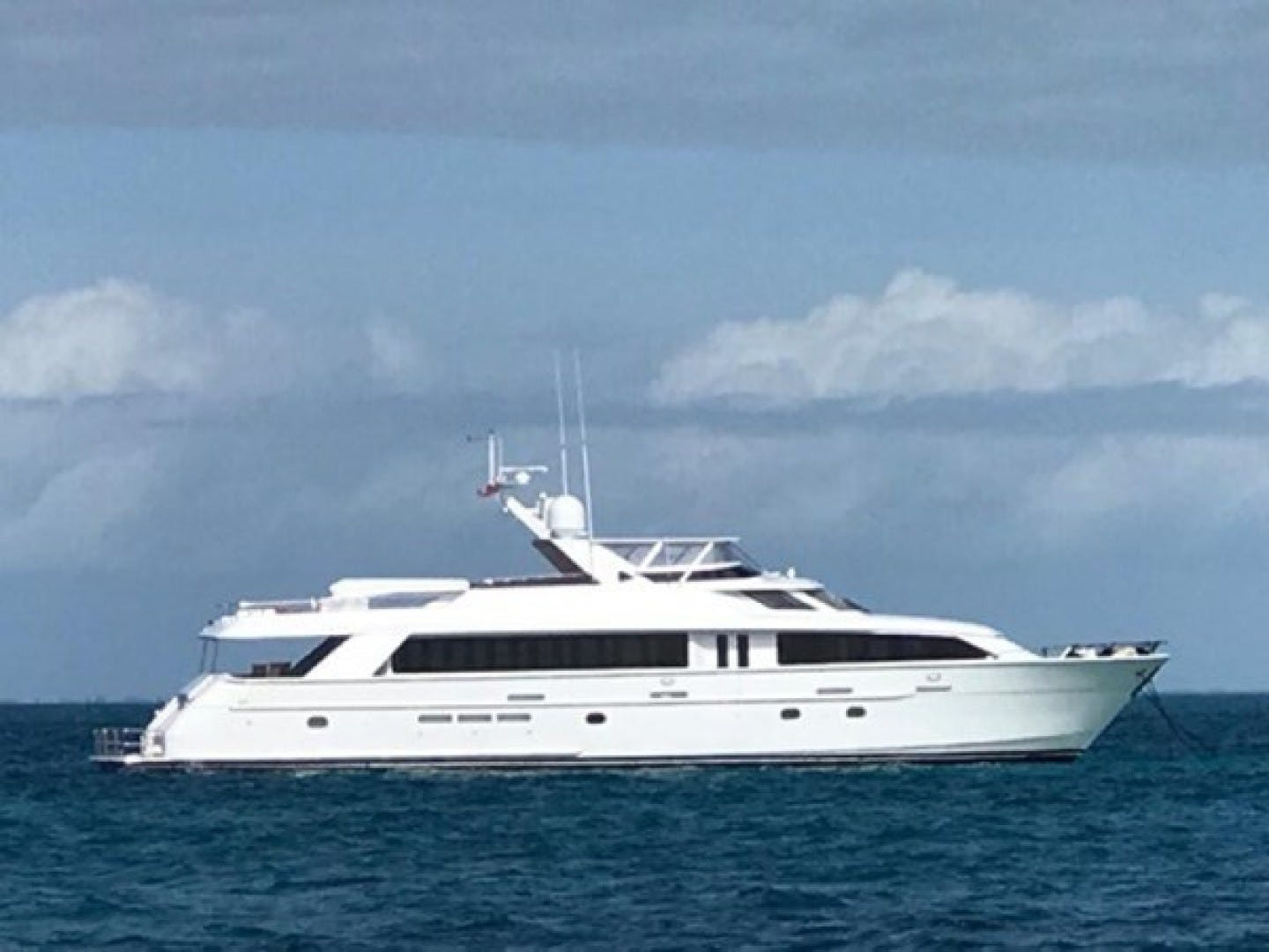 2003 Hatteras 100'  TAIMA | Picture 1 of 29