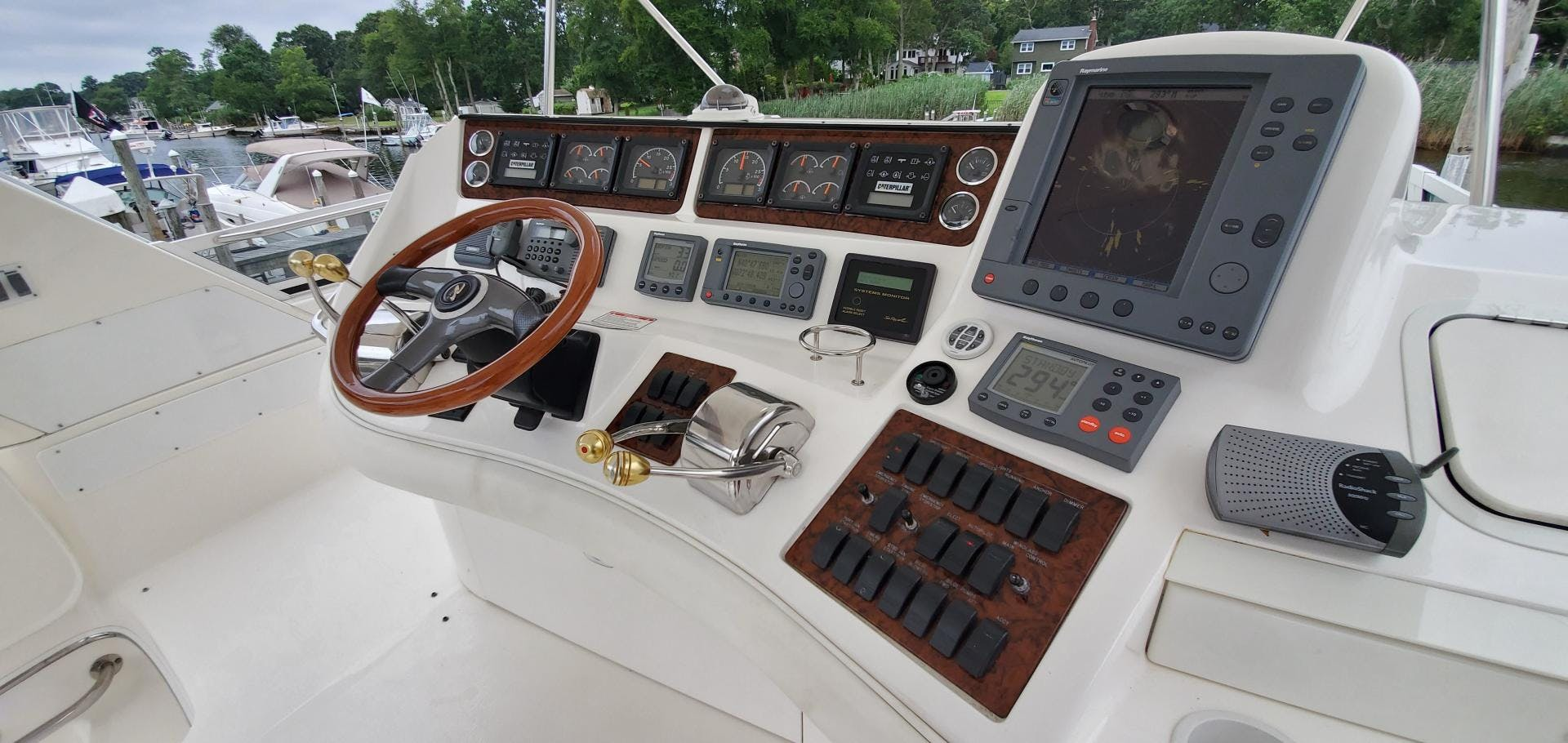 2001 Sea Ray 48'  HAPPY ENDING  | Picture 2 of 93