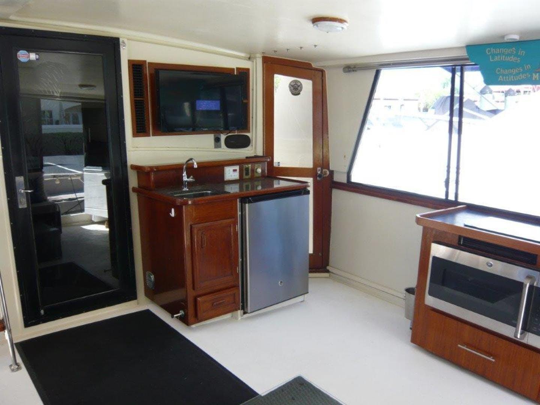 1989 Californian 55' Cockpit Motor Yacht Stella Maris | Picture 1 of 54