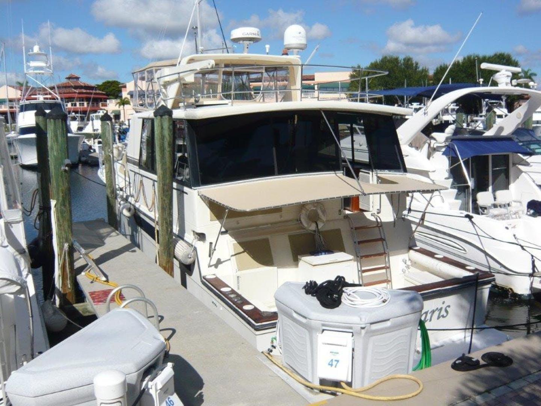 1989 Californian 55' Cockpit Motor Yacht Stella Maris | Picture 3 of 54
