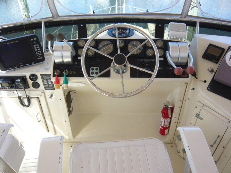 1989 Californian 55' Cockpit Motor Yacht Stella Maris | Picture 7 of 54