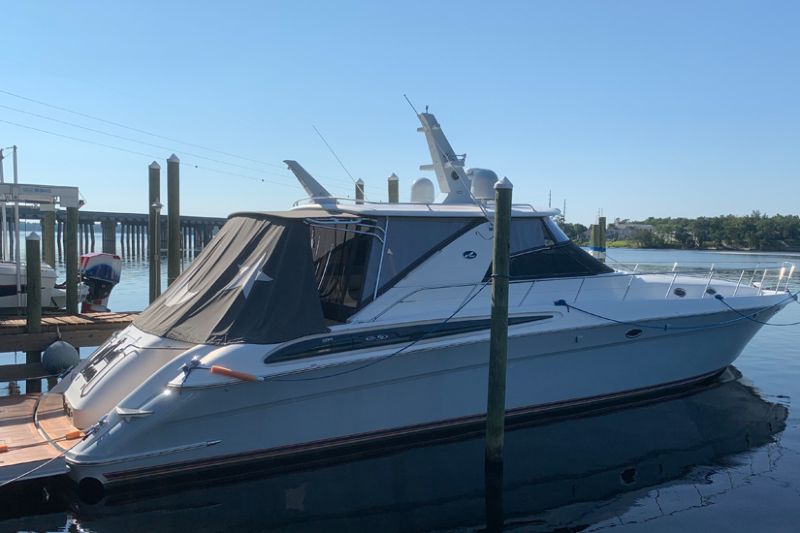 "2002 Sea Ray 58' 58 Sundancer ""Outta Names"""