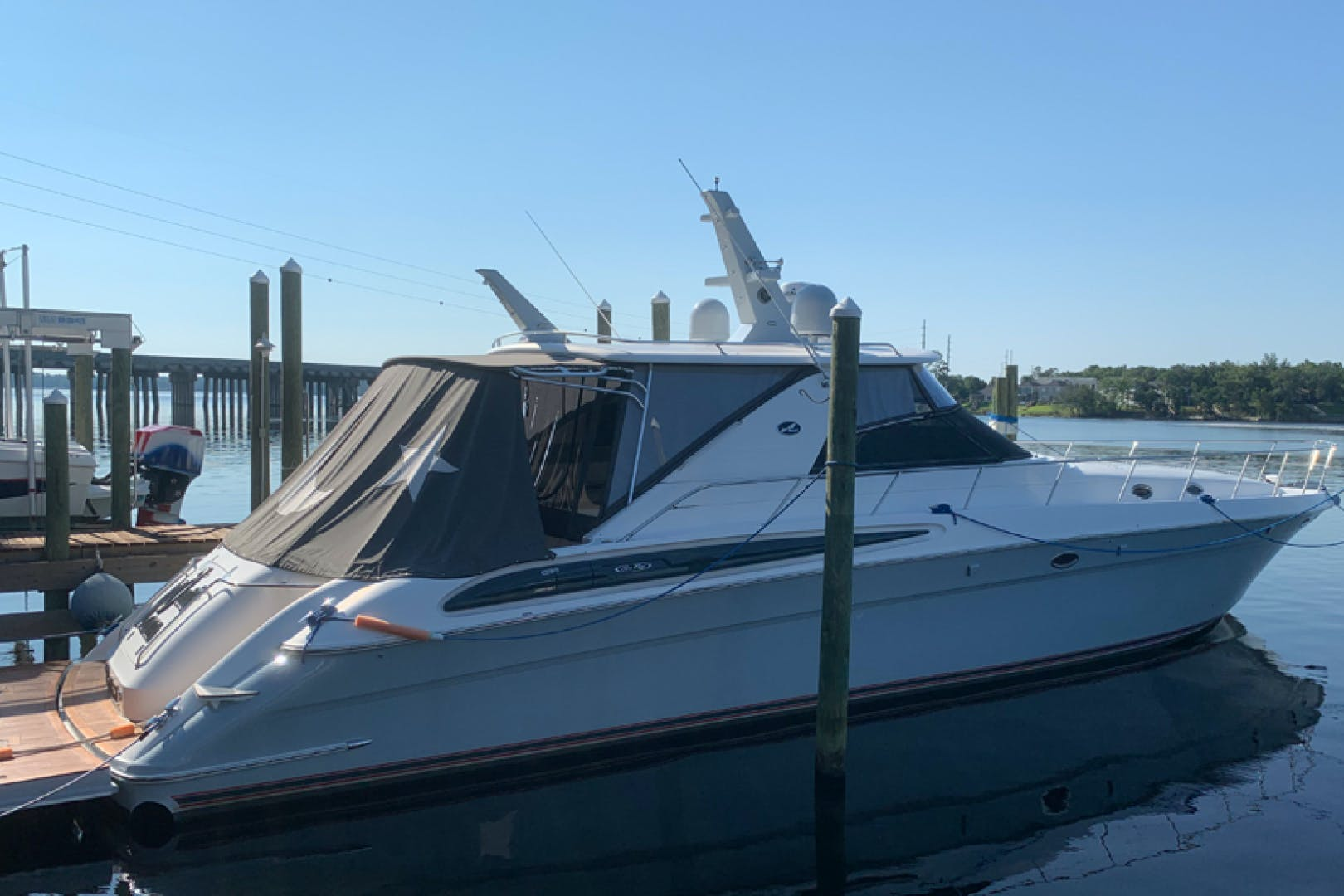2002 Sea Ray 58' 58 Sundancer Outta Names | Picture 1 of 20