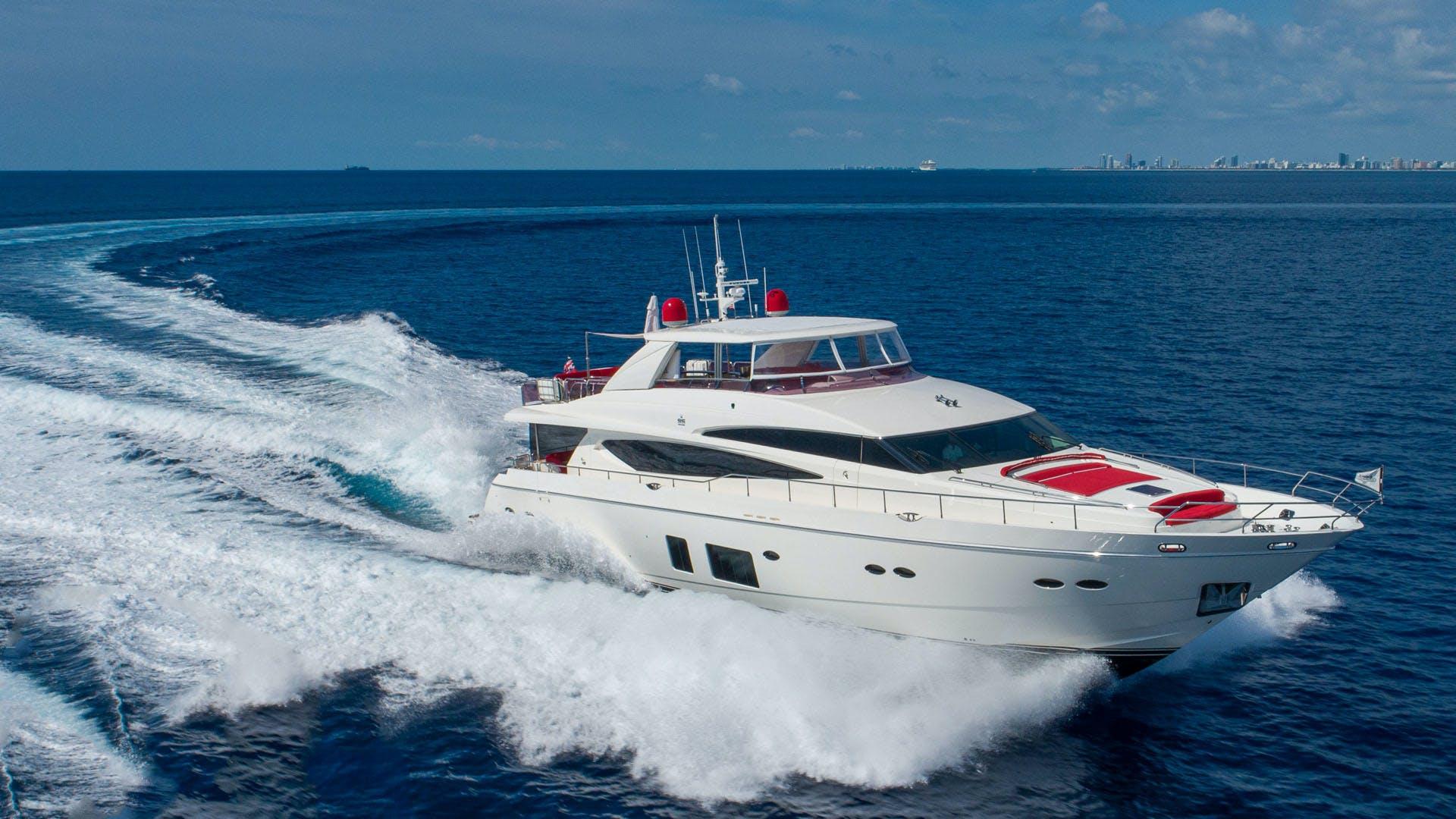 2011 Princess 95' Motoryacht Love N Life | Picture 1 of 37