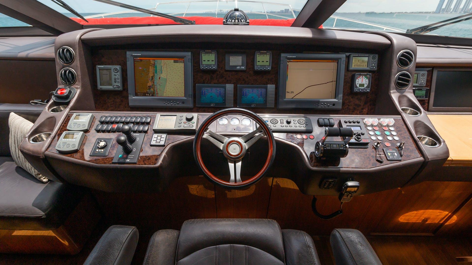 2011 Princess 95' Motoryacht Love N Life | Picture 7 of 37