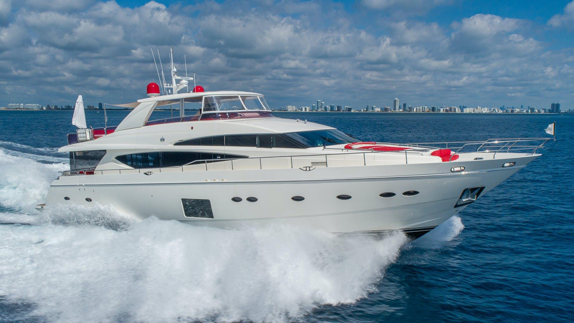 2011 Princess 95' Motoryacht Love N Life | Picture 2 of 37