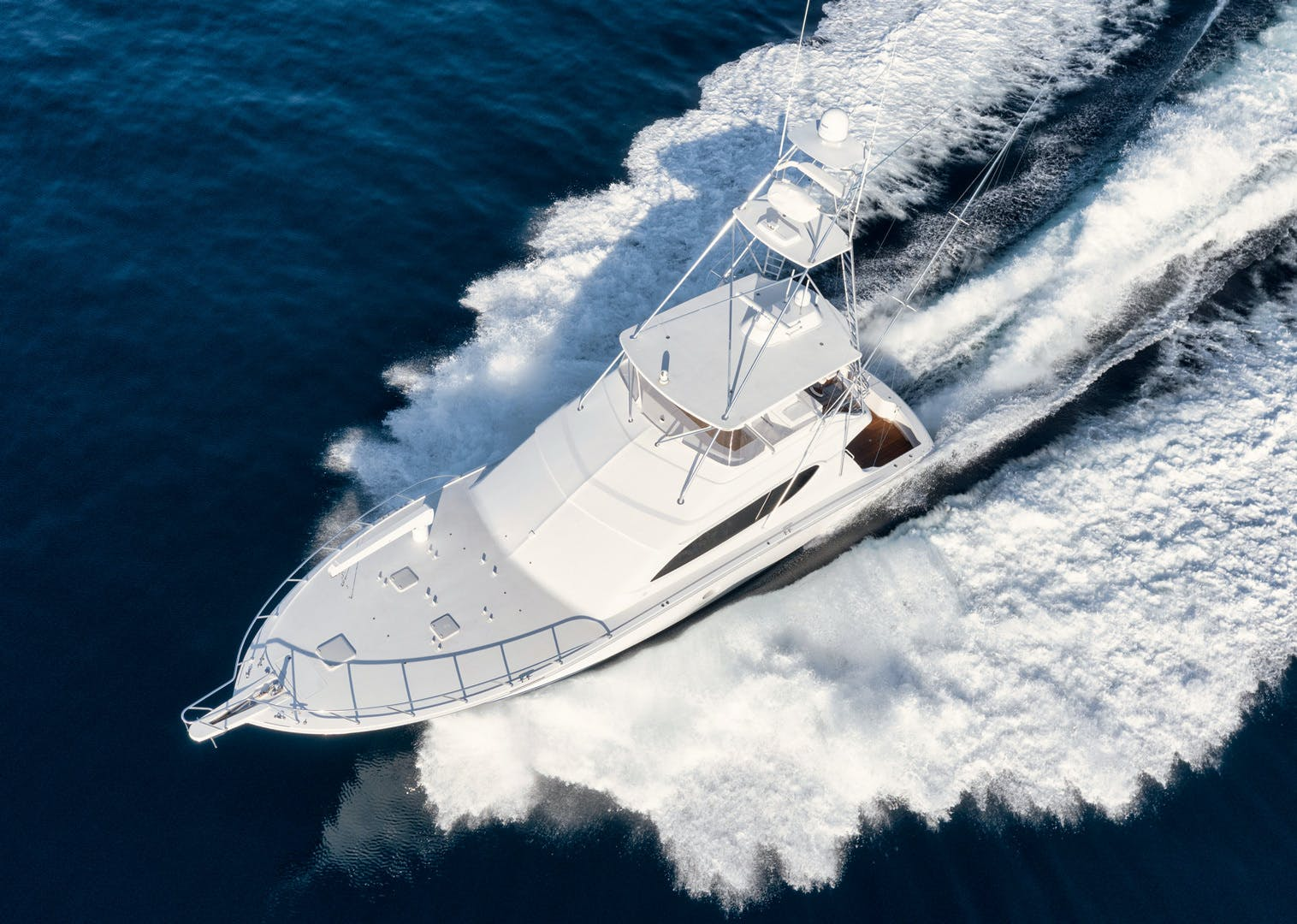 2008 Hatteras 68' 68 Done Deal | Picture 8 of 51