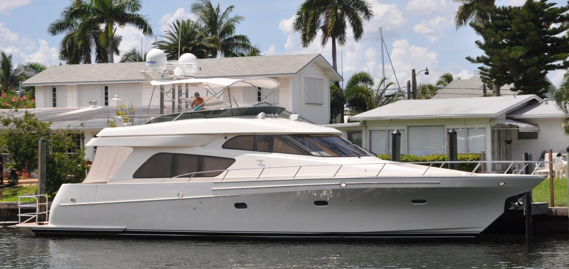2003 McKinna 58' 58 La Linda Vida | Picture 2 of 29