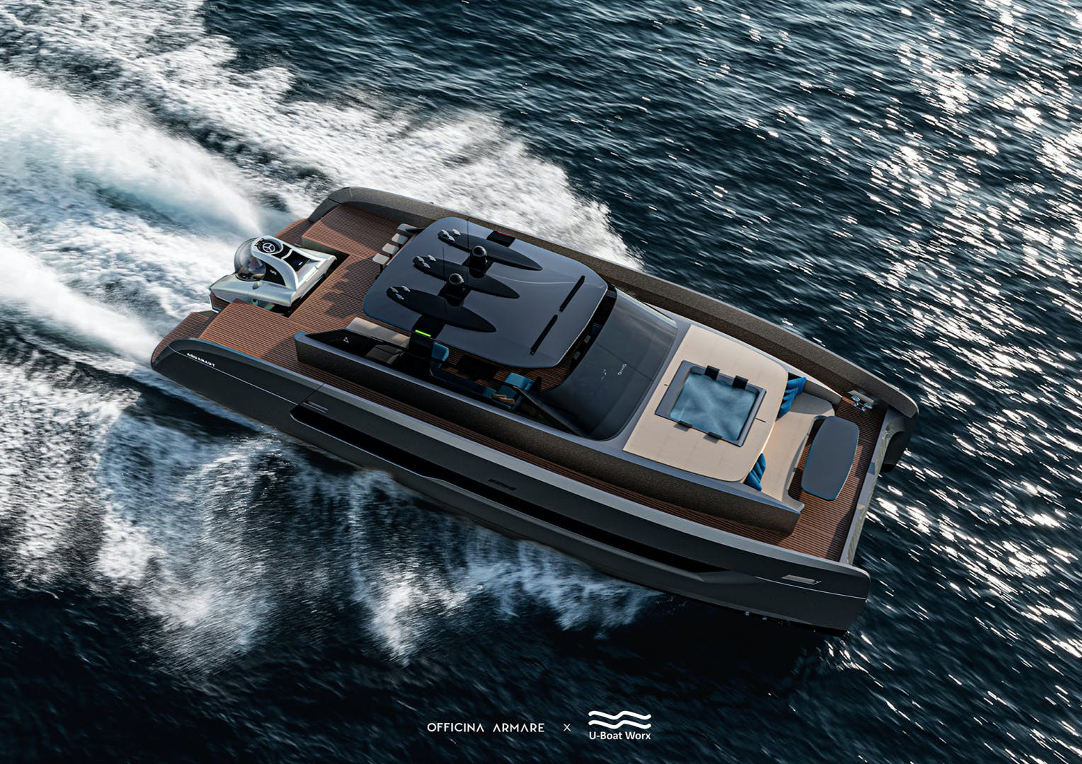 2021 Licia Yachts 60'  AQUANAUT | Picture 4 of 16