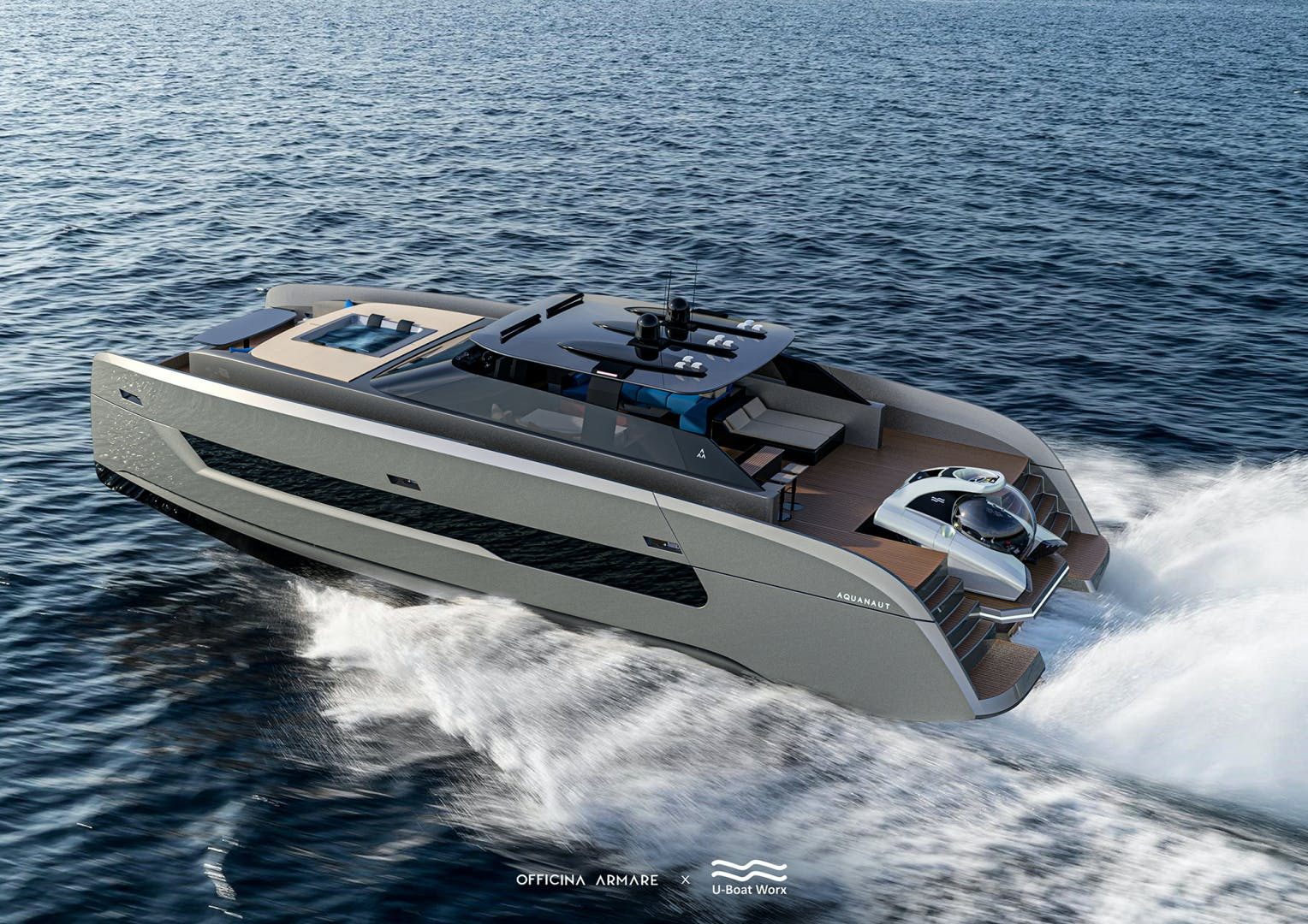 2021 Licia Yachts 60'  AQUANAUT | Picture 8 of 16