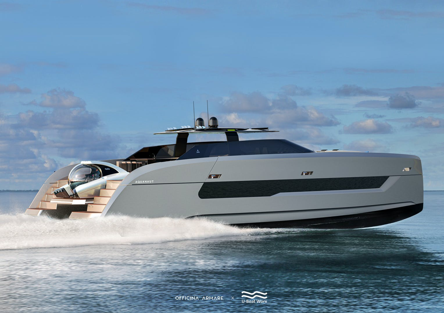 2021 Licia Yachts 60'  AQUANAUT | Picture 2 of 16