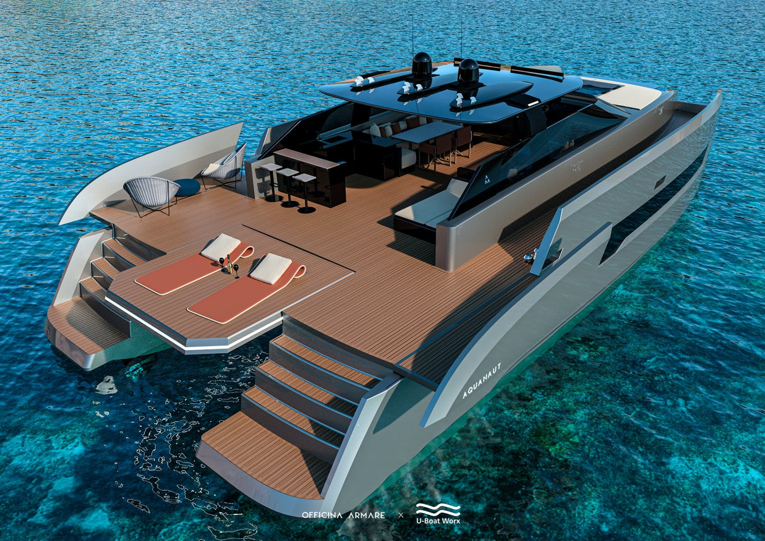 2021 Licia Yachts 60'  AQUANAUT | Picture 5 of 16