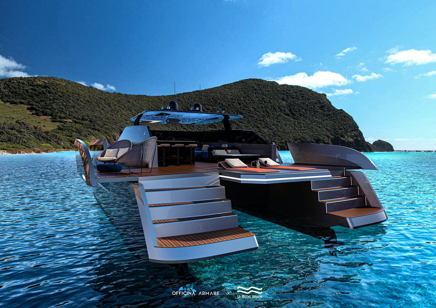 2021 Licia Yachts 60'  AQUANAUT | Picture 6 of 16