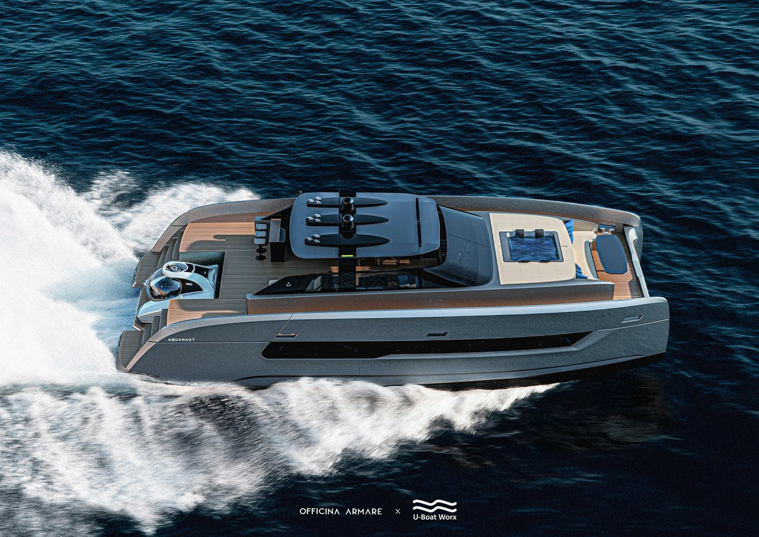 2021 Licia Yachts 60'  AQUANAUT | Picture 1 of 16