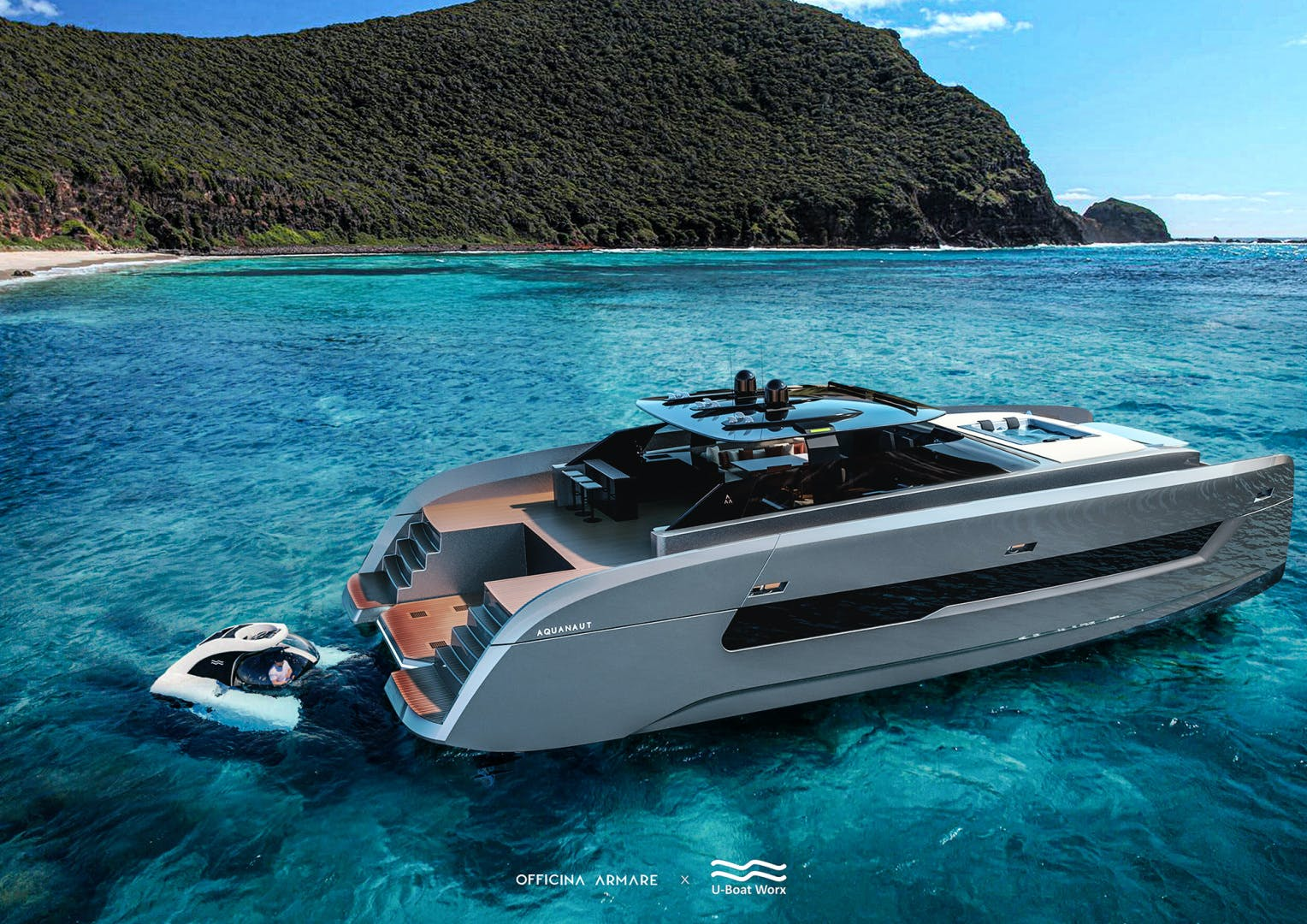 2021 Licia Yachts 60'  AQUANAUT | Picture 7 of 16