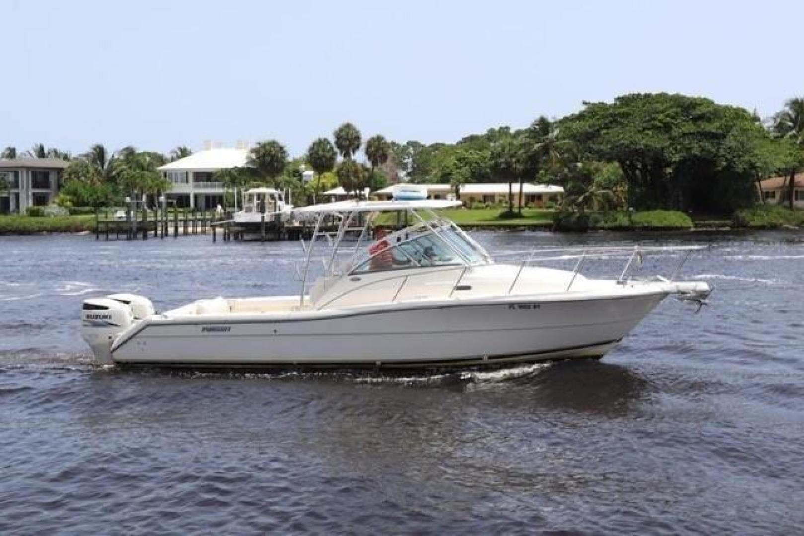 30' Pursuit 2004 3070 Offshore
