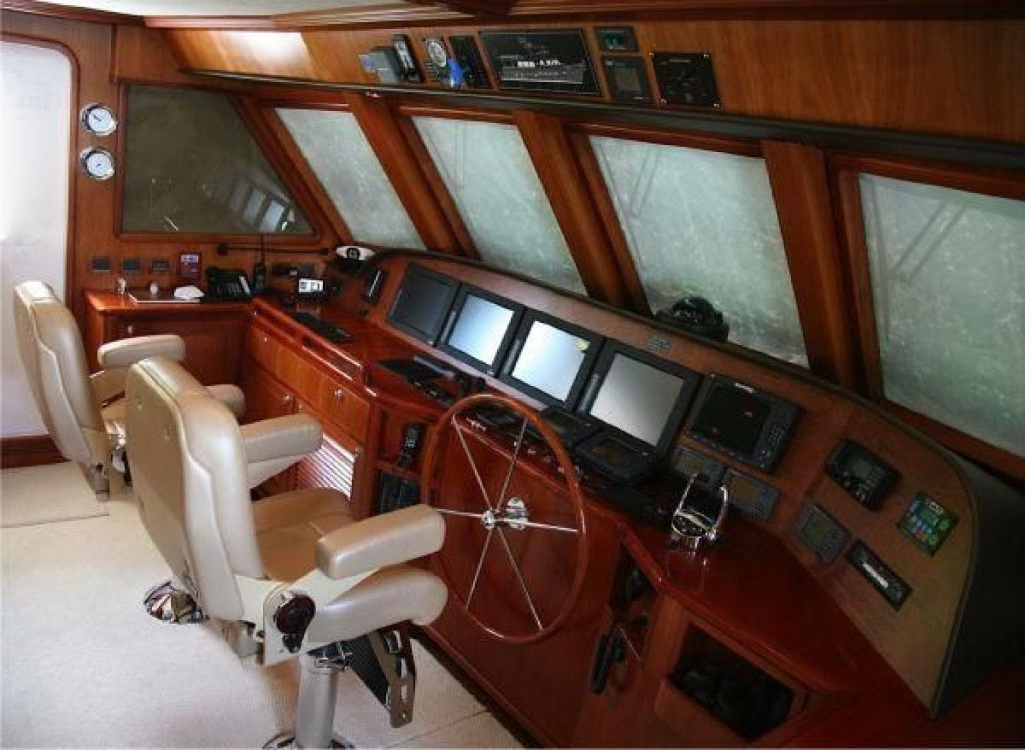 2008 Outer Reef Yachts 80' 800 MY NV | Picture 4 of 19