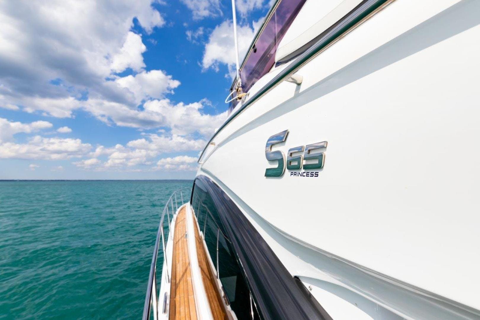 2017 Princess 65' S65 Calm Down | Picture 5 of 53
