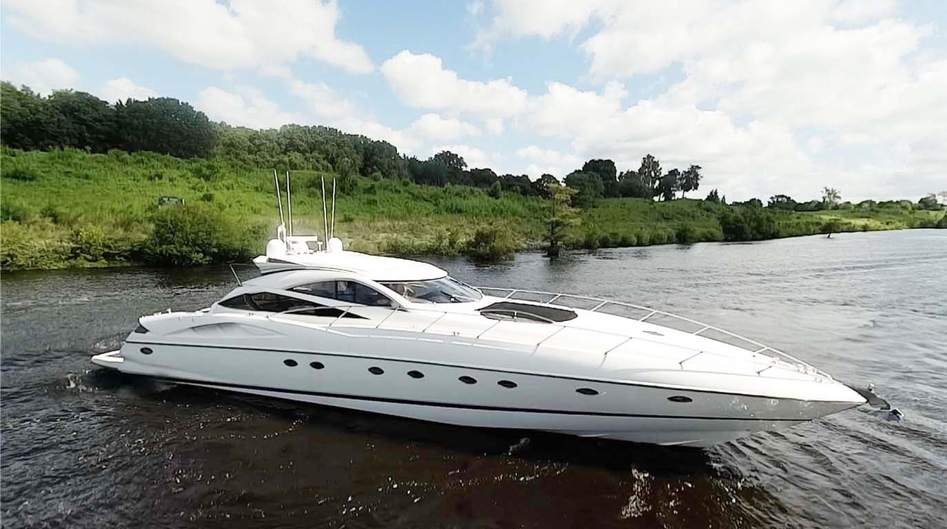 "2003 Sunseeker 68' Predator ""Low Profile"""