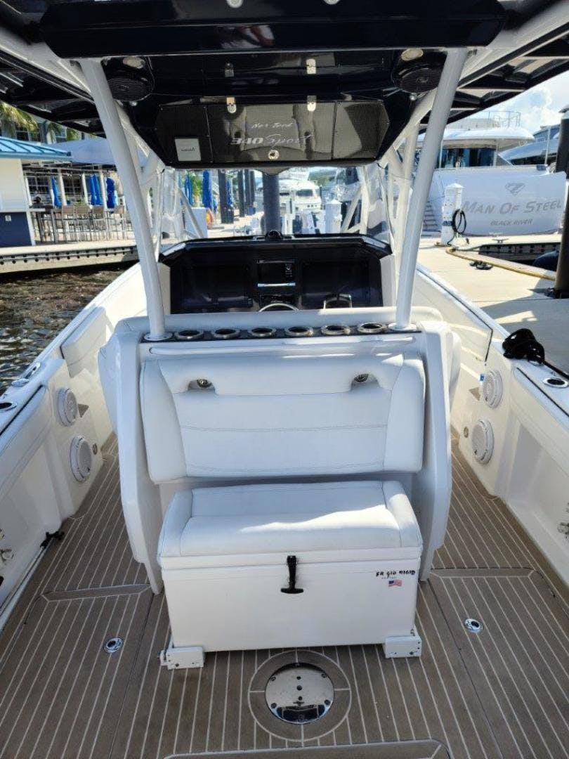 2016 Nor-Tech 34' 340 Center Console  | Picture 5 of 8
