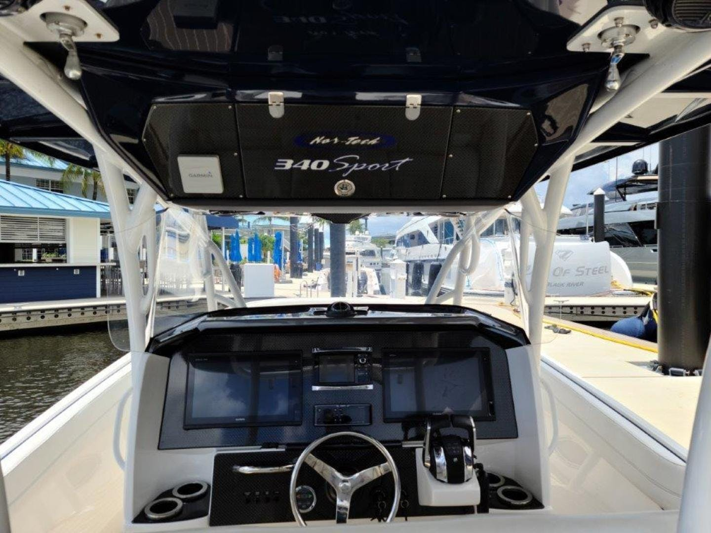 2016 Nor-Tech 34' 340 Center Console  | Picture 6 of 8