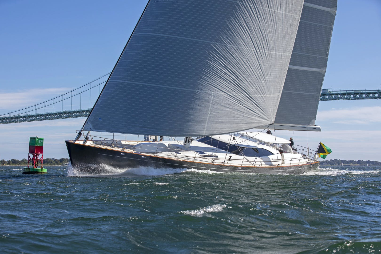 2006 Fitzroy Yachts 127'  MIA CARA | Picture 6 of 27