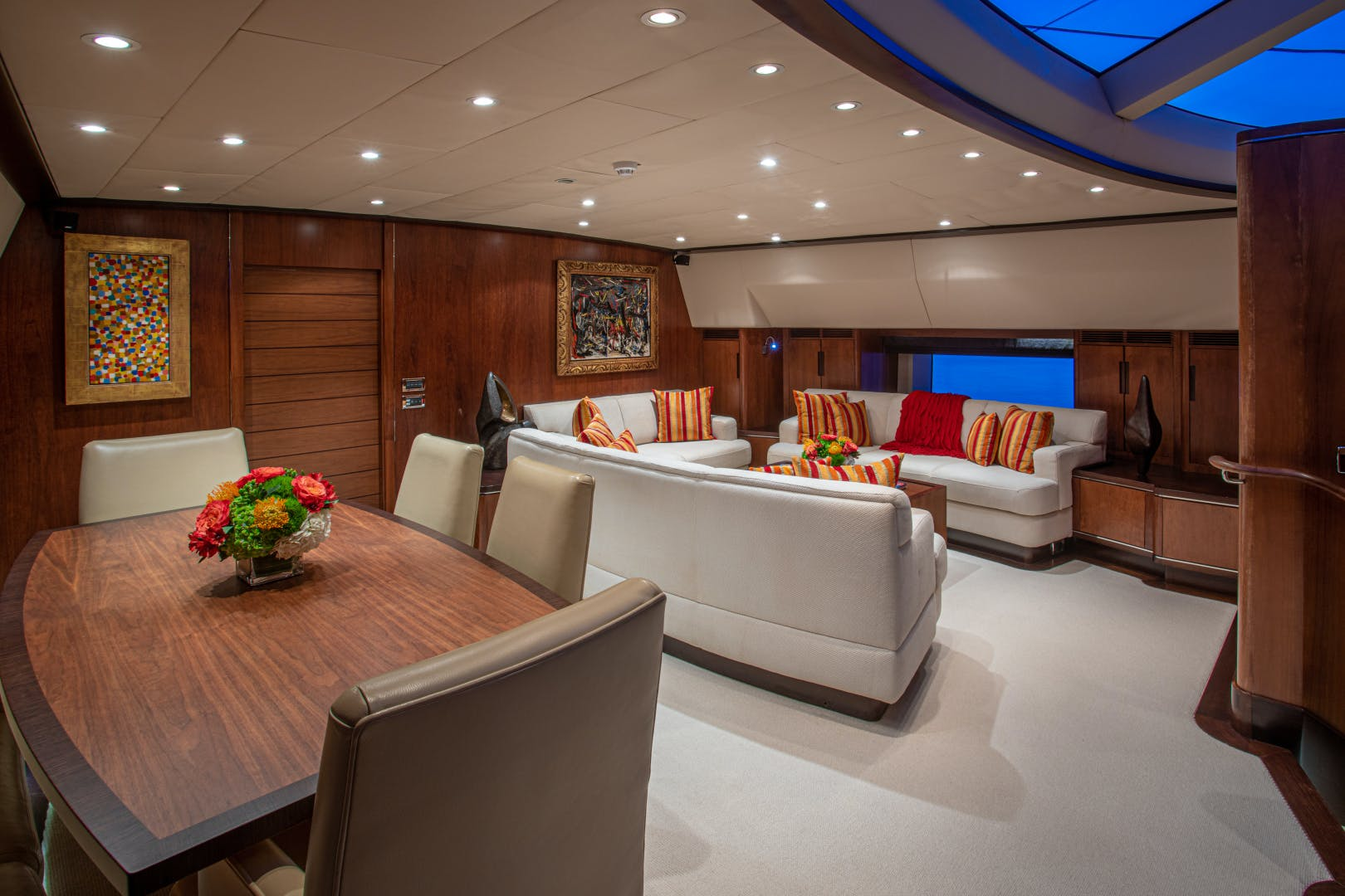 2006 Fitzroy Yachts 127'  MIA CARA | Picture 1 of 27