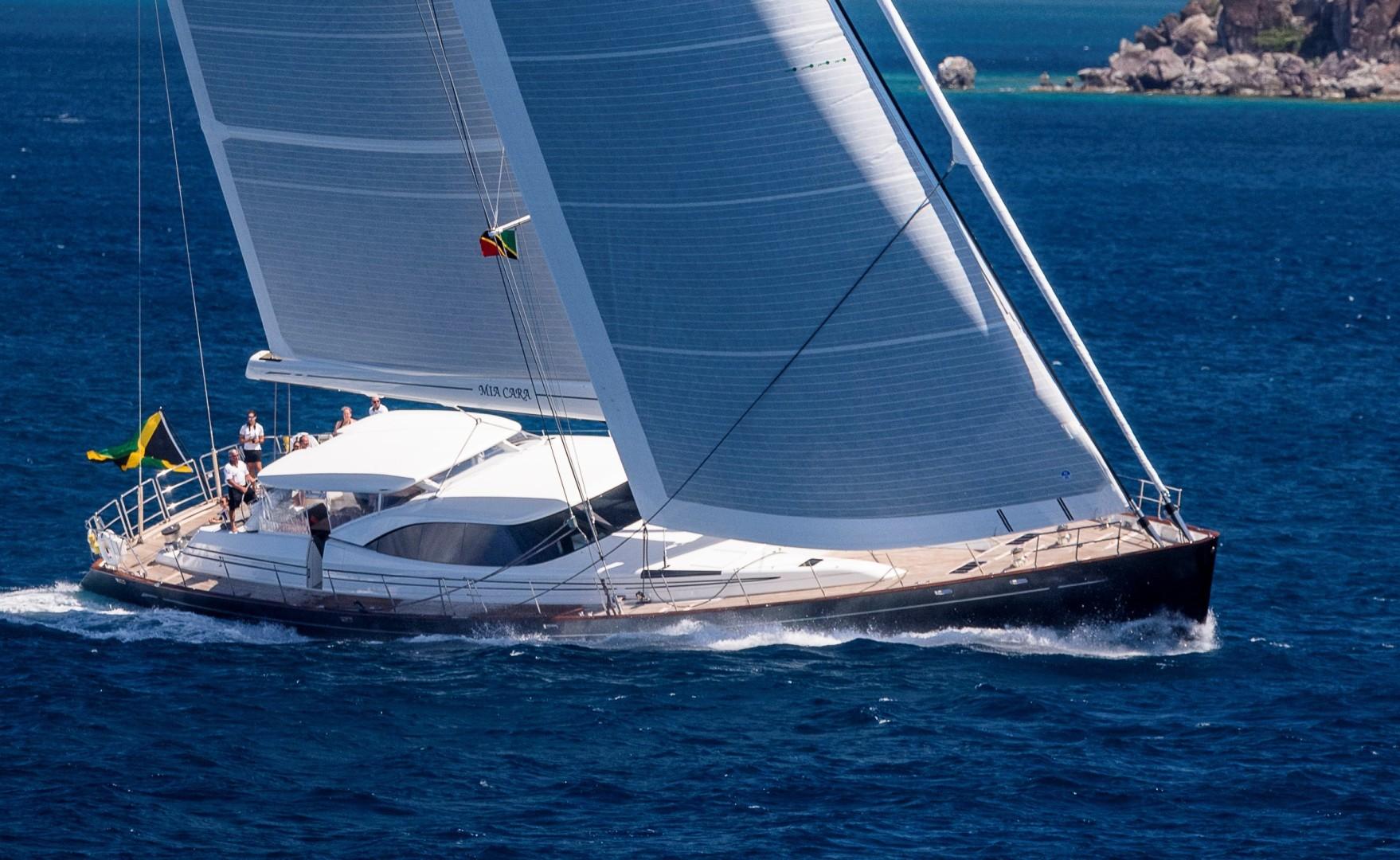 127' Fitzroy Yachts 2006  MIA CARA