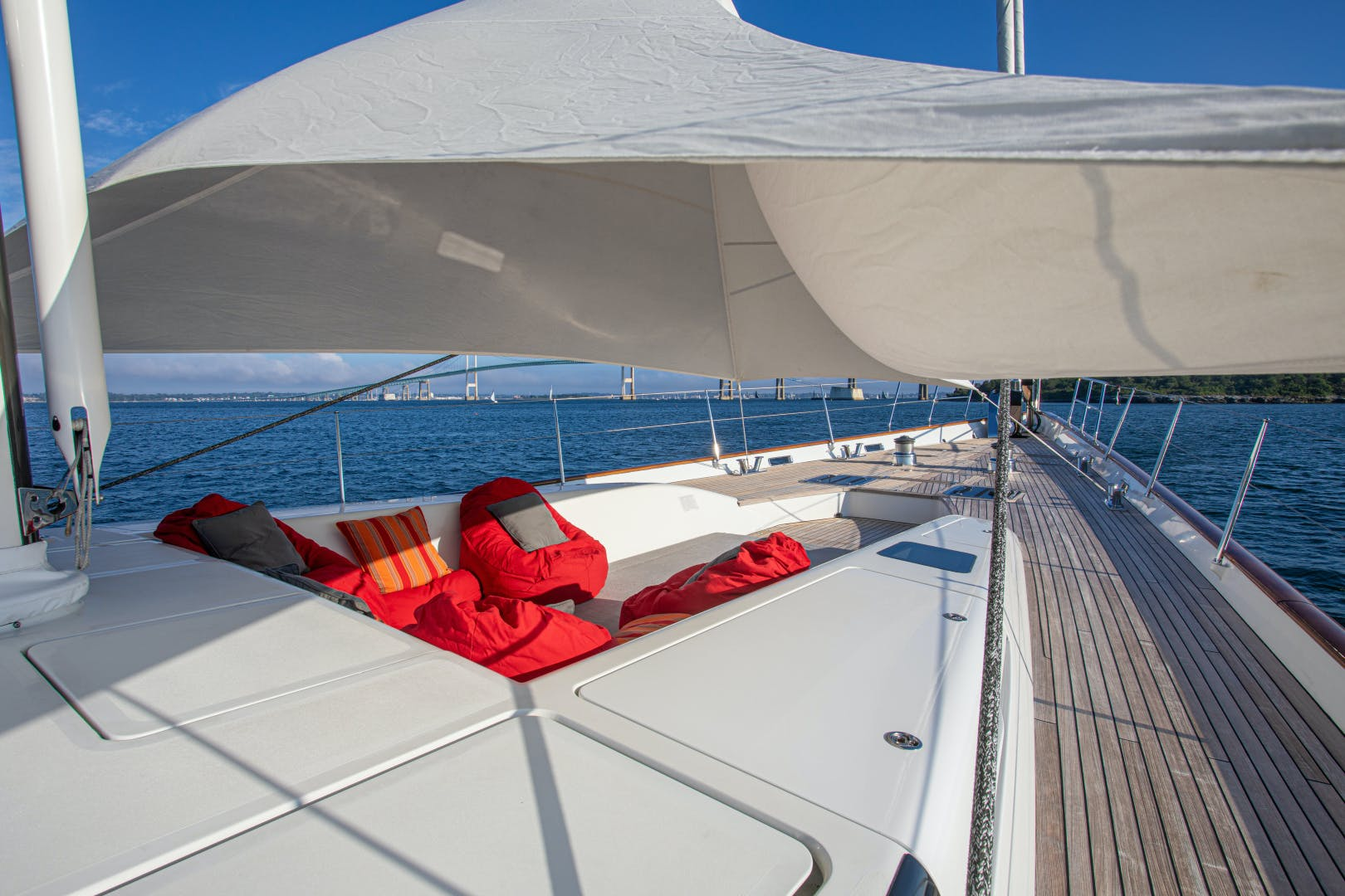2006 Fitzroy Yachts 127'  MIA CARA | Picture 8 of 27