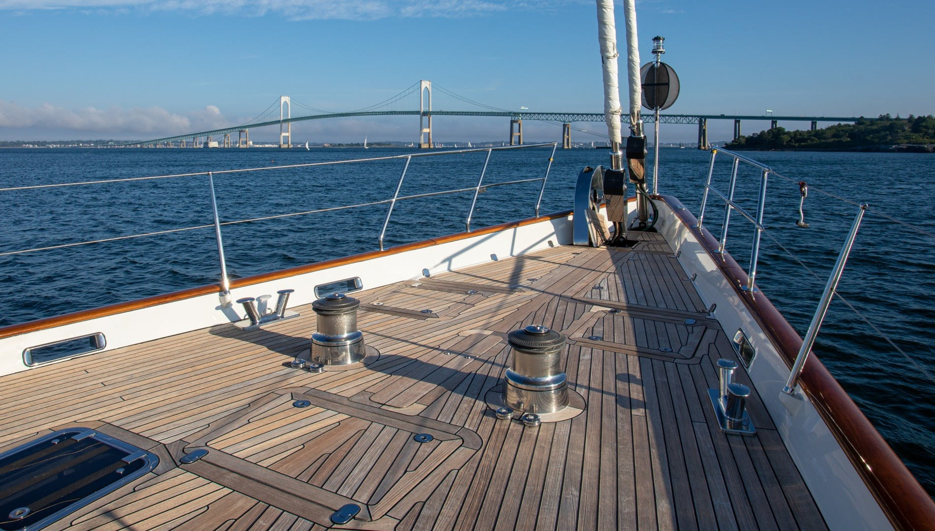 2006 Fitzroy Yachts 127'  MIA CARA | Picture 7 of 27